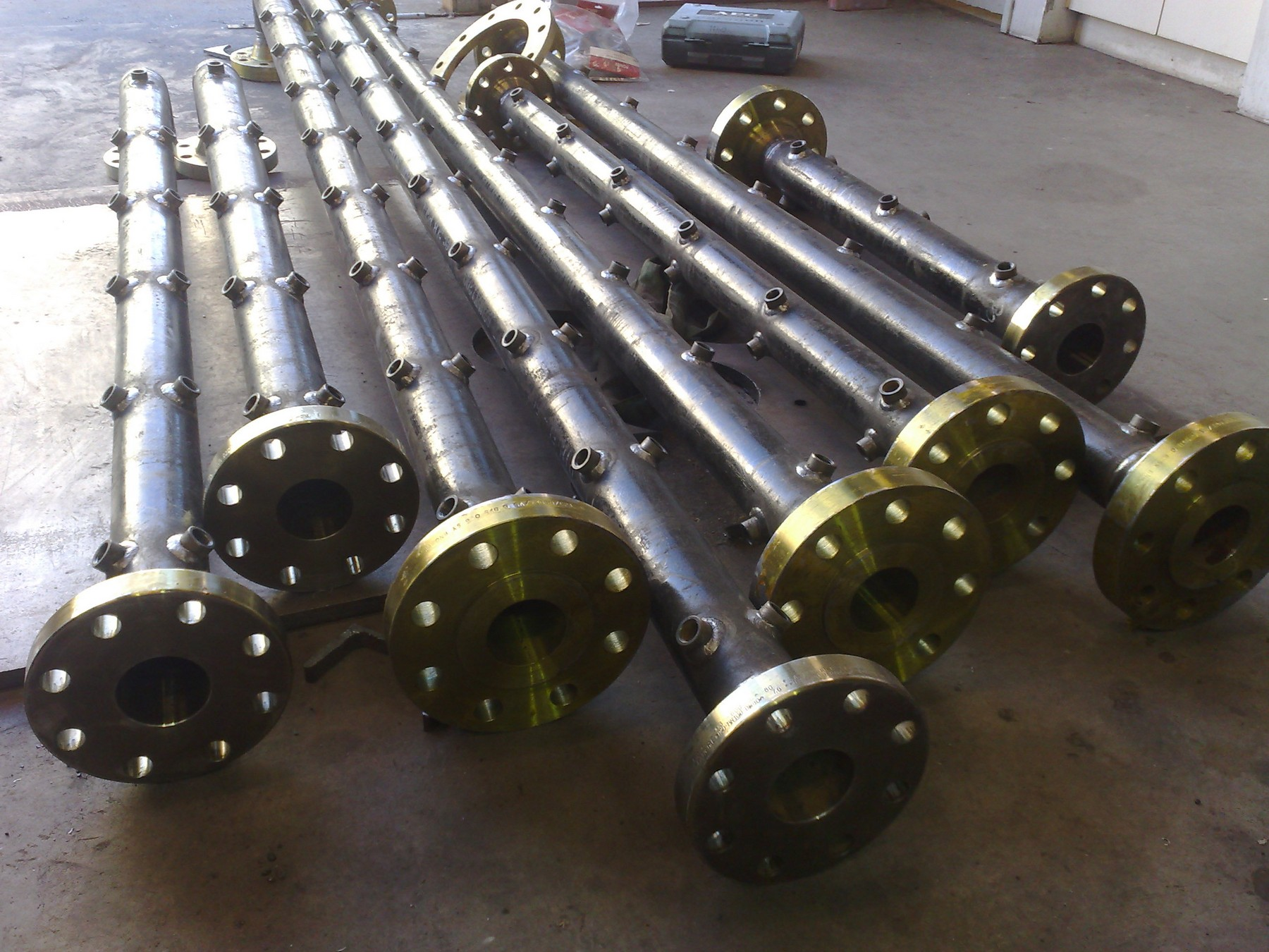 Small Bore Pressure Pipework