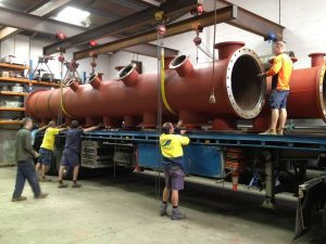 Large Bore Pipework