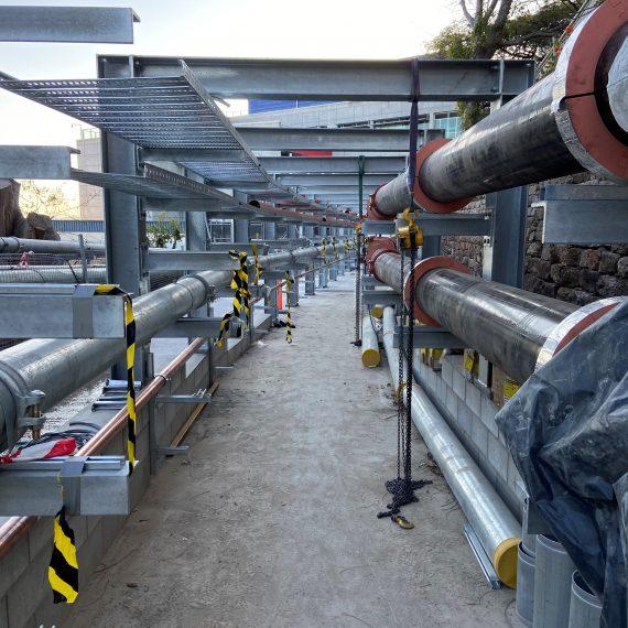 HERSTON Plumbing Project